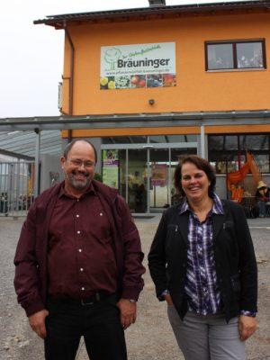 Theo und Edeltraud Bräuninger